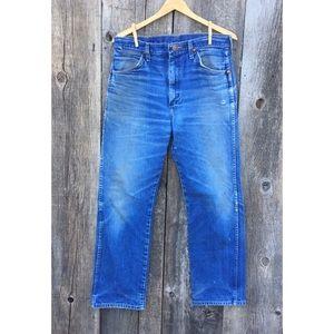 Vintage Wrangler Cowboy Cut Original Fit Jeans